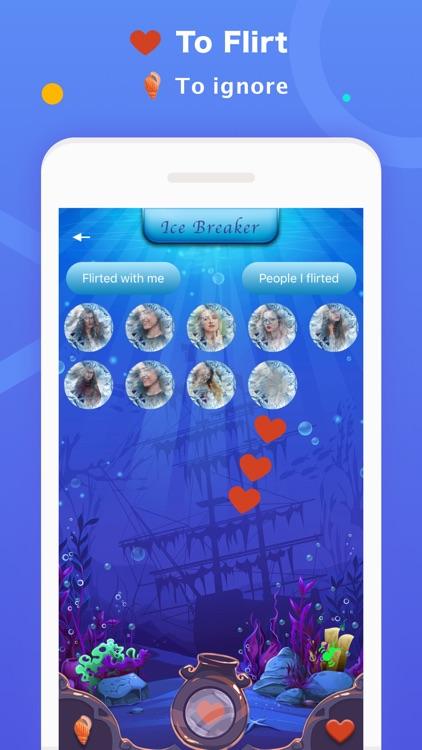 Flirt Fish: One Night Hookup screenshot-3