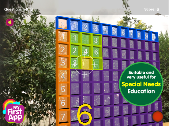 Multiplication table- Full ver screenshot 10