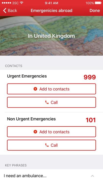 First Aid & Emergency screenshot-4
