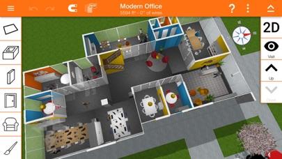 Office Design 3D Screenshots