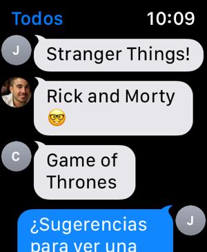 Berkanan Messenger Screenshot