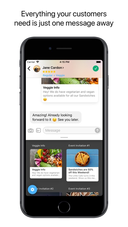 Airy Messenger for Businesses screenshot-0