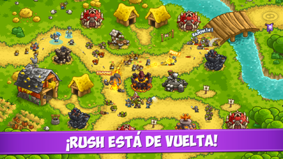 Screenshot for Kingdom Rush Vengeance in Venezuela App Store
