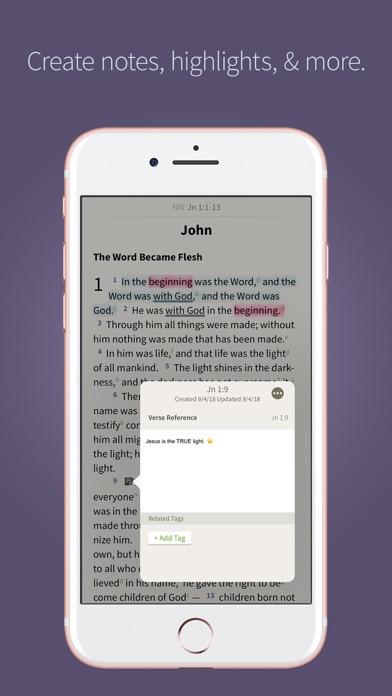 Bible App by Olive Tree Screenshot