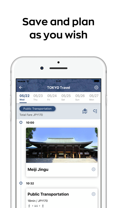 Japan Travel - transit, taxi ScreenShot3