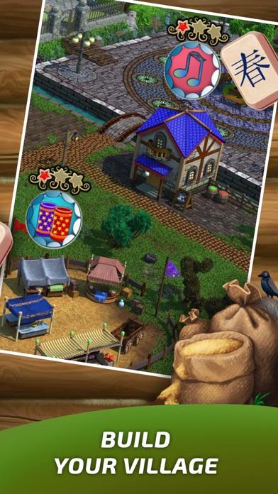 Mahjong Village free Diamonds hack