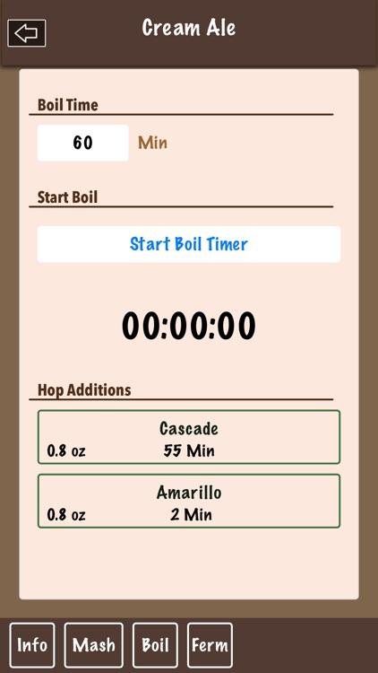 Beer Recipe Calculator screenshot-7