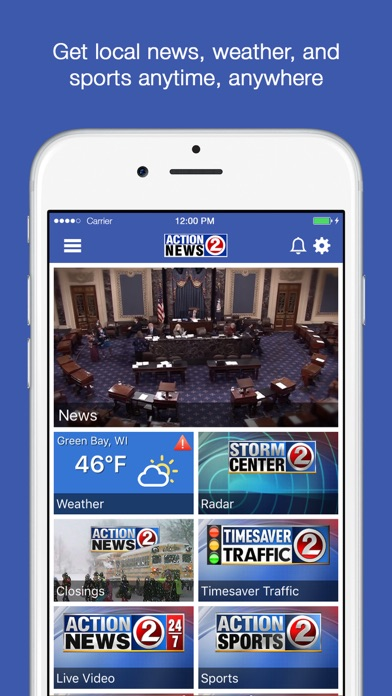 Action 2 News On the Go - WBAY by Gray Television Group, Inc  (iOS