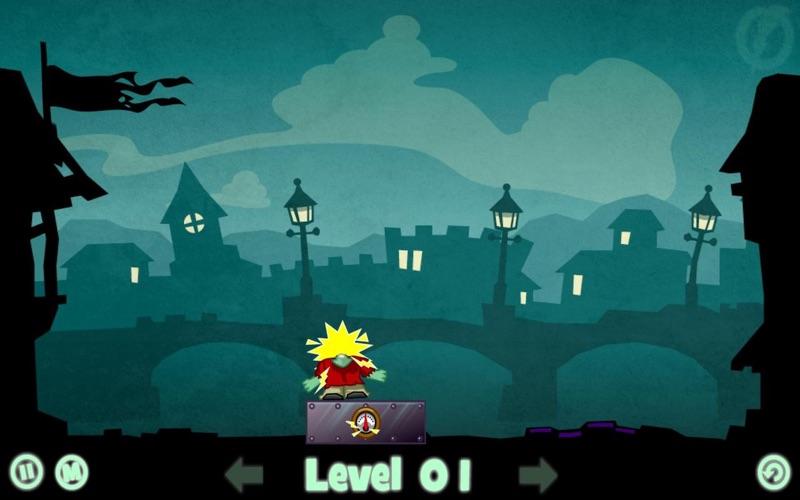 Drop The Zombie screenshot 4