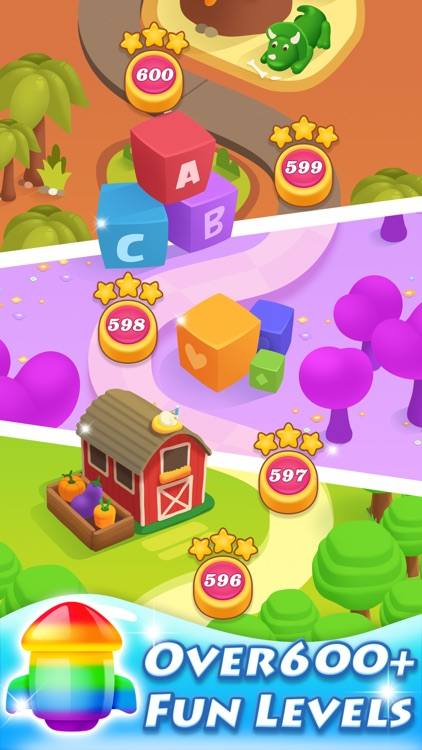 Toy Crush Block Puzzle Games screenshot-4