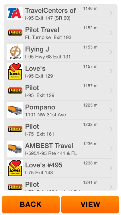 SmartTruckRoute: Truck GPS screenshot-6