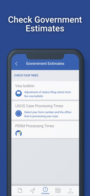 Case Tracker Immigration on the App Store