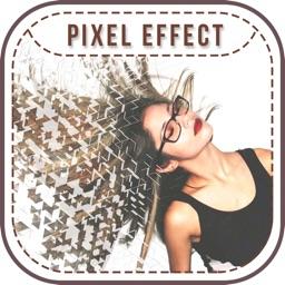 Pixel Photo Art Effect