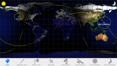 Satellite Tracker Classic - by Craig Vosburgh - Tools Category - 99