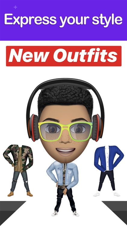 Moji Edit- Emoji Yourself screenshot-4