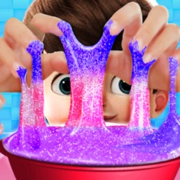 Glitter Slime Maker Play Fun