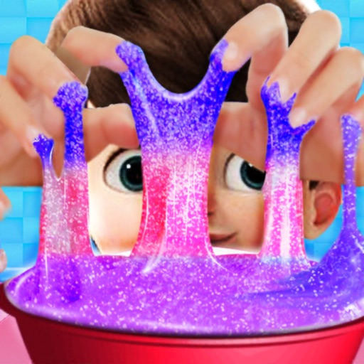 Glitter Slime Maker Play Fun by Irfan Ahmad