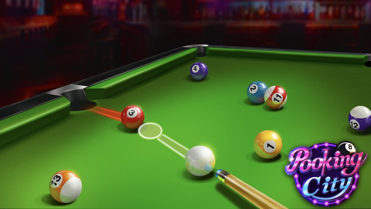 Pooking - Billiards City screenshot-6