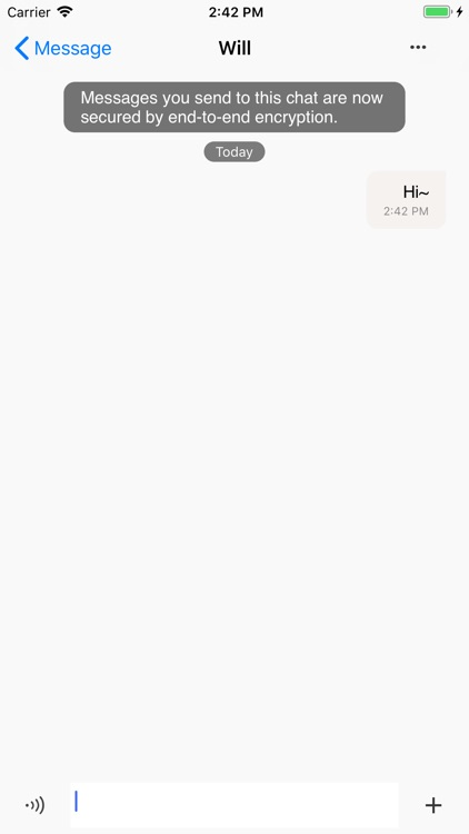 KxTalk screenshot-3