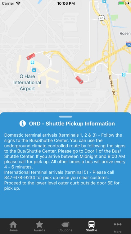 PreFlight Airport Parking screenshot-6