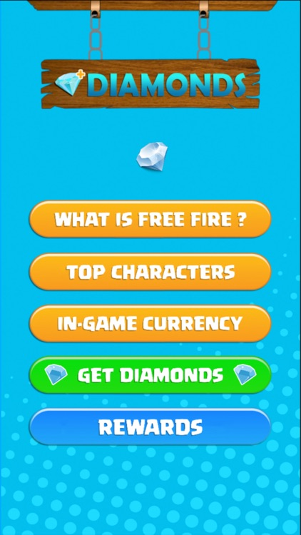 Diamonds for Free Fire Guide by Ahmed Assou