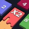 X2 Blocks - Merge Puzzle