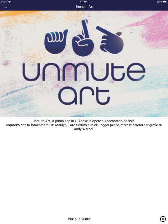 Unmute Art screenshot 4