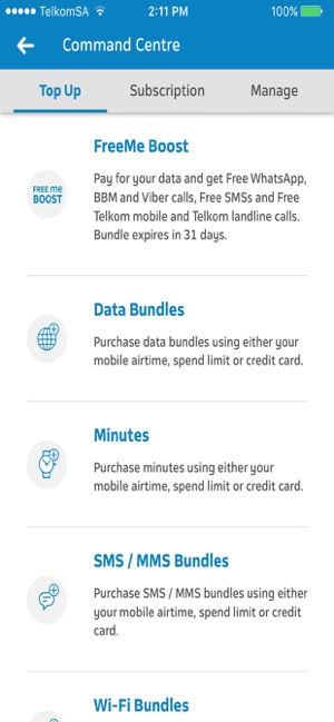 Telkom App on the App Store