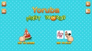 Yoruba First Words iphone images