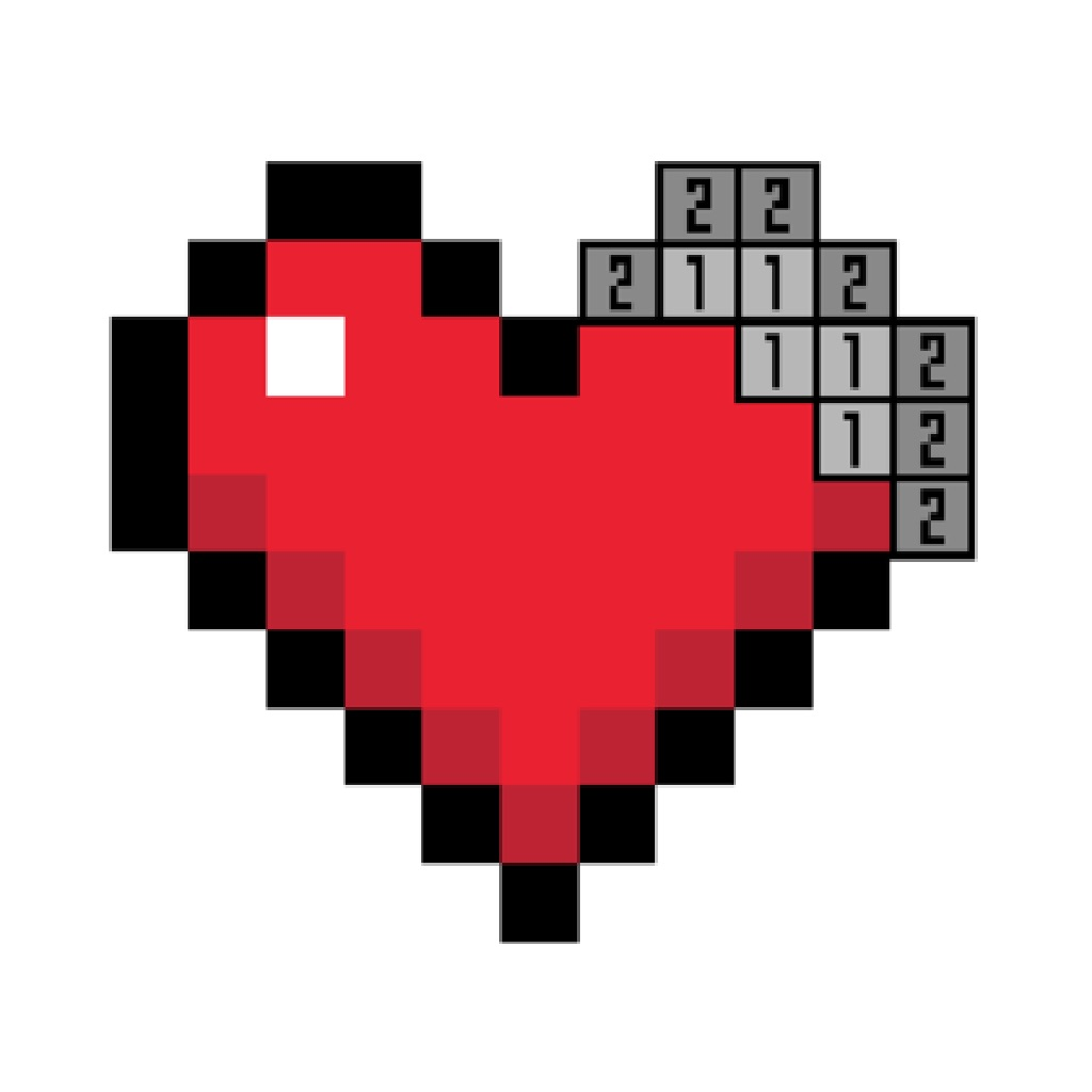 Pixel Art Book - Coloring Game