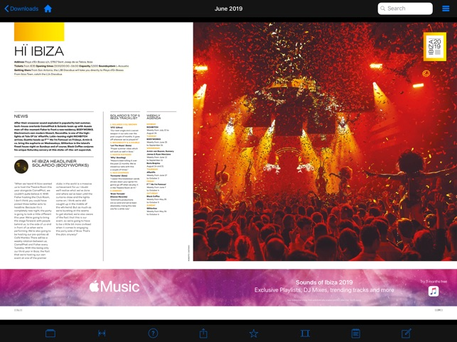 Mixmag Magazine on the App Store