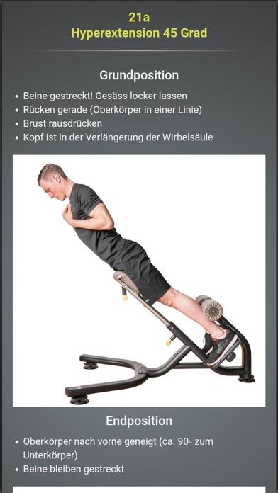 Update Fitness TrainingScreenshot von 4