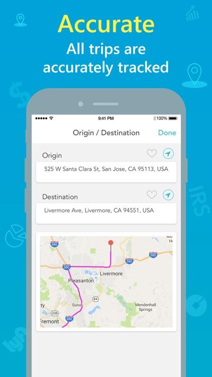 Swift Miles - Mileage Tracker screenshot-7