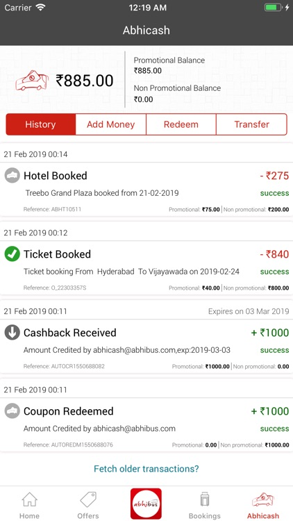 AbhiBus-Online Bus Tickets screenshot-5