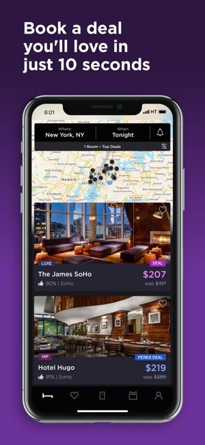 HotelTonight - Hotel Deals on the App Store