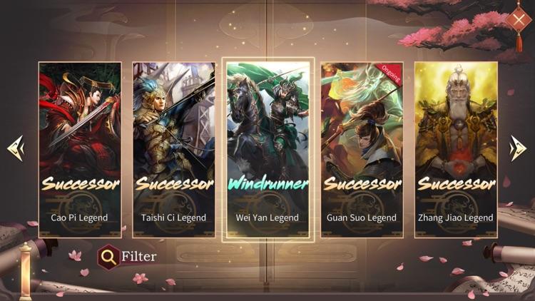 Three Kingdoms: Epic War screenshot-5