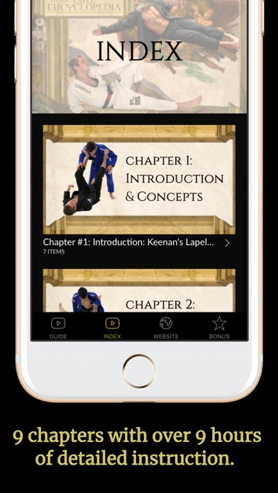 Screenshot for Keenan's Lapel Encyclopedia in Korea App Store