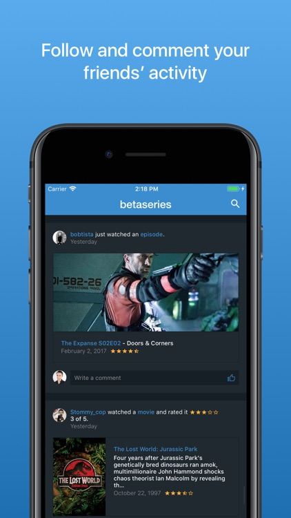 BetaSeries screenshot-3