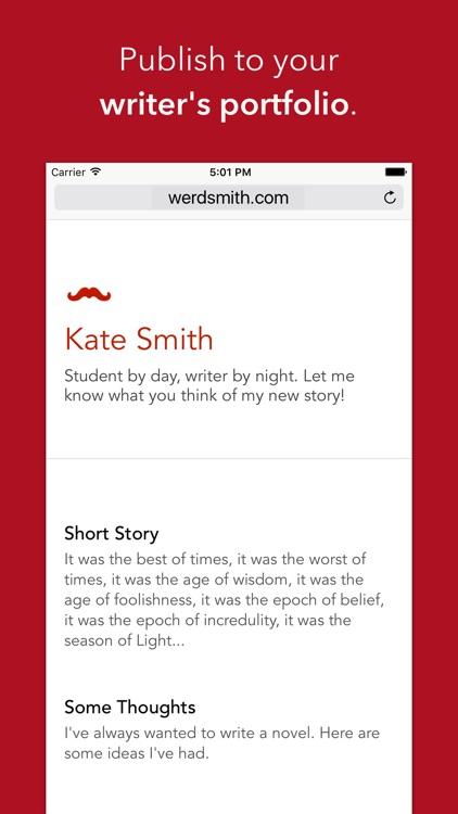 Werdsmith screenshot-3