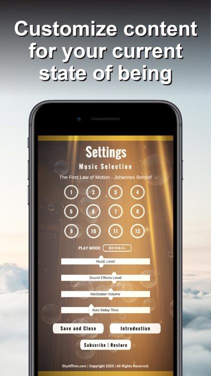 SkyAffirm screenshot-6