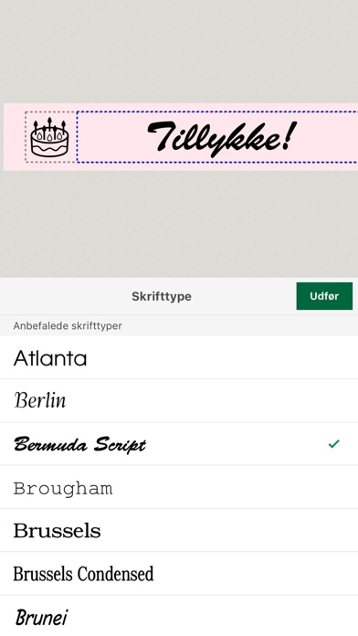 Screenshot for Brother P-touch Design&Print in Denmark App Store
