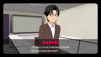 The Last Yandere Visual Novel screenshot two