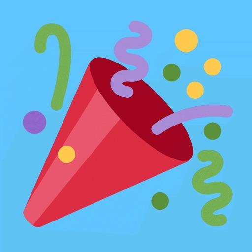 Tadaa! - Send Confettis iOS App