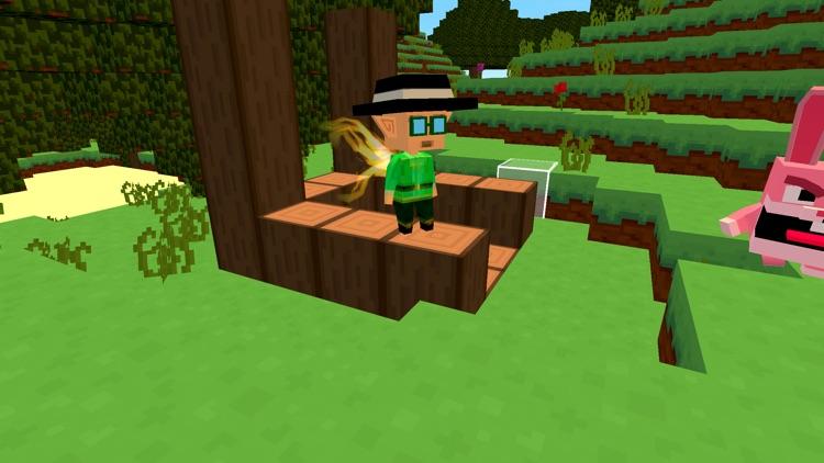 Cube build: pocket block craft