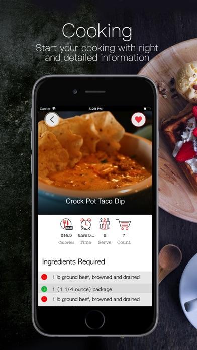 Crock Pot: Slow Cooker Recipes ScreenShot0
