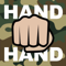 App Icon for Hand-to-Hand Combat App in Denmark IOS App Store