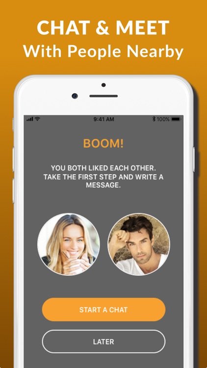 Qeep® Dating: Chat, Meet, Love screenshot-5