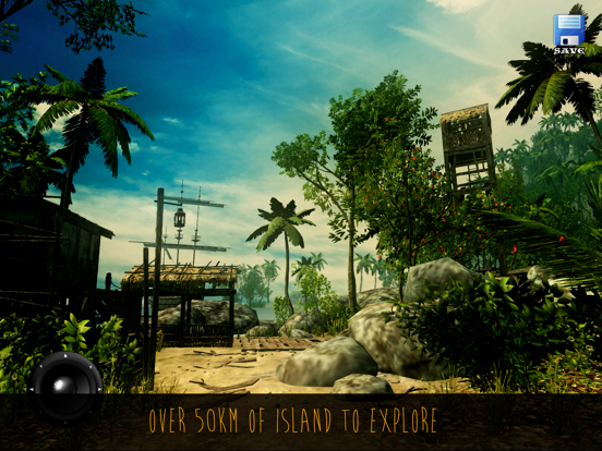 Exotic Escape Forgotten Island screenshot 8