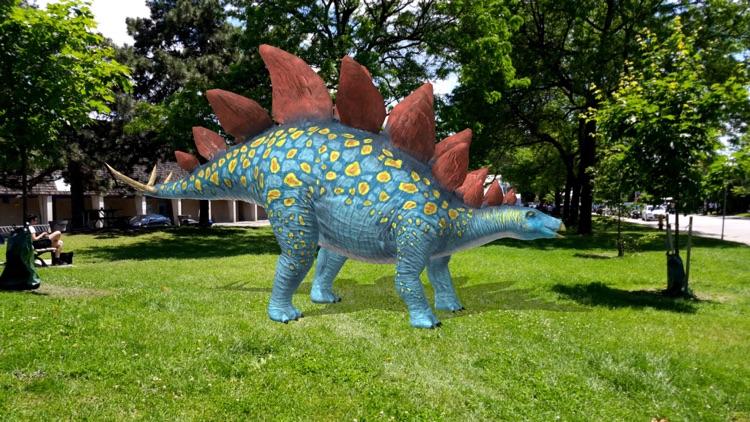 Dino Dan: Dino Cam