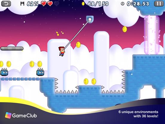 Mikey Hooks - GameClub screenshot 7
